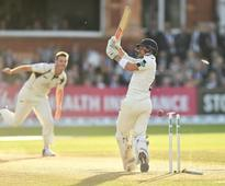Hat-trick earns Middlesex title