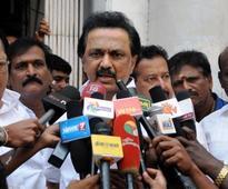Cauvery dispute: Stalin, MLAs court arrest