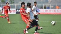 I-League: Mumbai FC - Aizawl FC: Battle for survival at Cooperage