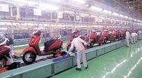 Production at Hero MotoCorp and Honda Two Wheelers Dips Due to Union Strike