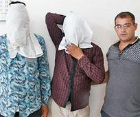 Two held for abducting 14 cleaners of Sola Civil