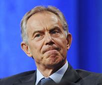 Blair: Normalization steps, plus Arab initiative could bring peace