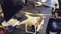 Car-tracking company employs drones to retrieve