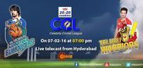 Celebrity Cricket League 2016 (CCL 6) live streaming: Watch Karnataka Bulldozers vs Telugu Warriors, Kerala Strikers vs Chennai Rhinos online