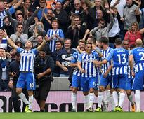 Premier League: Tomer Hemed stars as Brighton and Hove Albion victory over Newcastle United