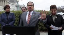 Top labor union considering endorsing Ellison for DNC chair: report
