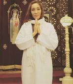 Sofia Hayat becomes Mother Sofia, says she will never marry nor have physical relation