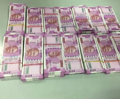 3 arrested with Rs 1.40 crore in new currency in Mumbai