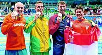 Phelps praises Schooling