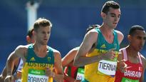 Australian runner Brett Robinson sets up Rio rematch with distance champion Mo Farah