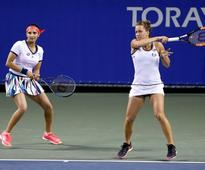Australian Open results: India's Sania Mirza knocked out of women's doubles
