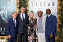 Tarzan swings again in screen tale of rescue and revenge