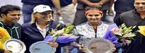 Bhupathi advances, Paes falls in Round 1