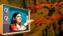 Maneka-giri returns: Gandhi attacks own govt based on wrong facts