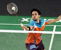 Injury Layoff Set to End Parupalli Kashyap's Olympic Dream