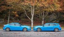 2017 Volvo S60, V60 Polestar: Old school performance with alacrity