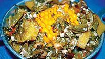 Recipe: Rishi Panchamichi Bhaaji