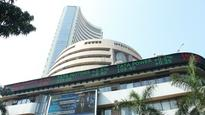Sensex ends in red amid muted corporate earnings