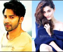 Varun and Taapsee have fun time on JUDWAA 2 sets - News