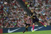 Rakitic scores to give Barcelona 1-0 win at Bilbao in Liga