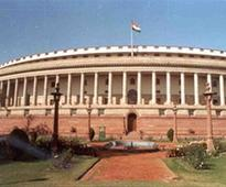 Uproar in Parliament; Lok Sabha adjourned for the day