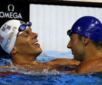 Brazil's Cesar Cielo misses out on Rio 2016 berth