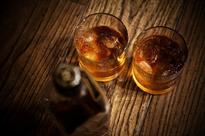Celebrating whisky