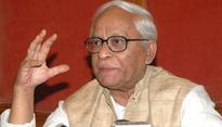 Buddhadeb Bhattacharjee pens second memoir, blames former Bengal guv for Singur, Nandigram