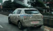 Ssangyong Tivoli compact SUV spied once again, launch expected this year