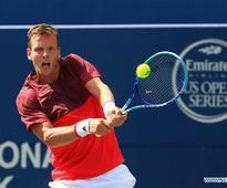 Highlights of men's singles match at ...