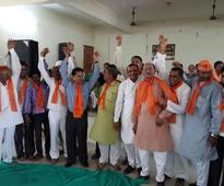 12 councillors join BJP, Congress loses power in Radhanpur municipality