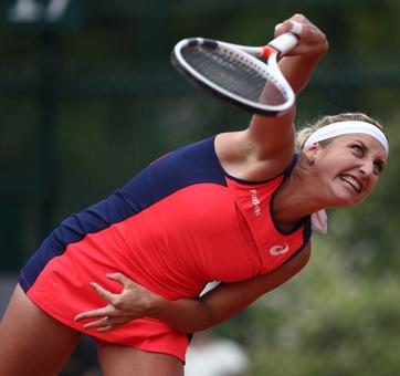 Tennis round-up: Bacsinszky out of US Open with hand injury