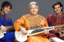 Amjad Ali Khan, sons to strum for peace at US concert