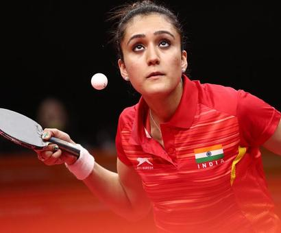 Table tennis has found new star in Manika Batra
