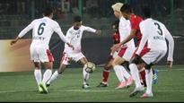 I-League: Mohun Bagan climb up to third spot after crushing Shillong Lajong