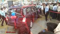 Toyota India stops production of the Innova