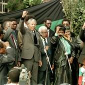 #NelsonMandela, a trip down memory lane - 26 years after jail release