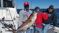 Deep Sea Angling Brings Wounded Warrior Project Alumni Together