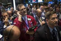 Wall Street flat as Ukraine offsets Apple rally