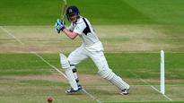 Gubbins' 'dream' hundred watched in secret by his parents