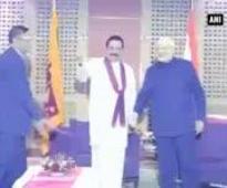 PM Modi meets Presidents of Afghanistan, Sri Lanka and Maldives in Kathmandu