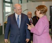 German Chancellor calls for Iran to recognise Israel