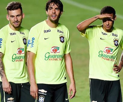 Veteran Kaka called up for Brazil's Copa America squad