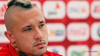 Belgium bring in Nainggolan for injured Dembele