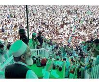 Taking a stand: Siraj urges govt to merge tribal belt with K-P
