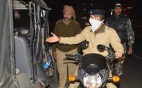 Meet the Patna supercop who patrols the city wearing a mask