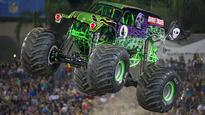 Video: Monster Jam's Dennis Anderson recovering from Tampa crash