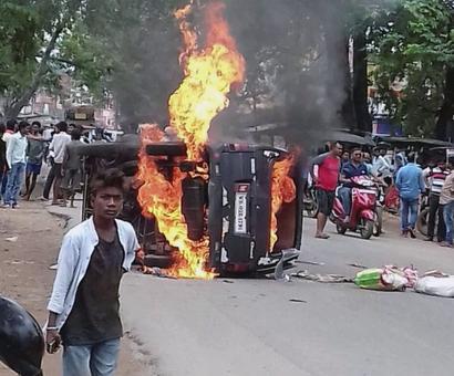 Jharkhand meat trader lynching: BJP leader arrested