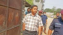 Chitwan doc, lab technician arrested for truancy