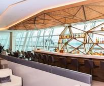 PHOTOS: Etihad's new lounge at New York's JFK is all about 'unparalleled luxury'